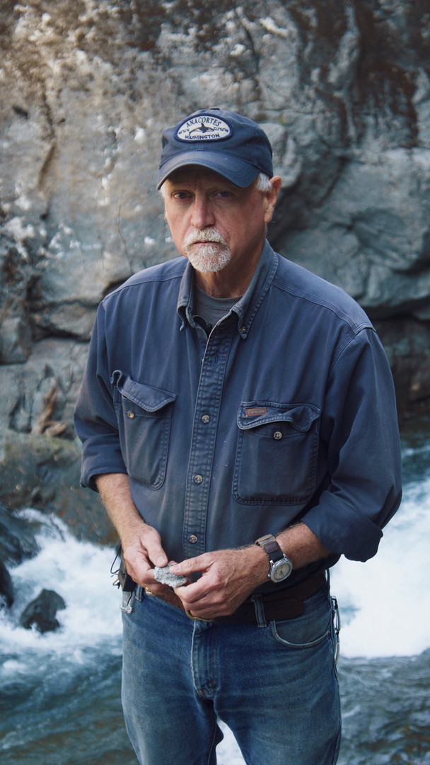 Jim Waddell, Elwha River, Washington