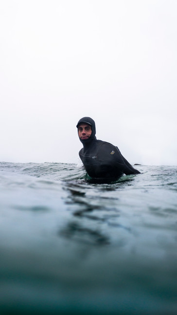 Surfer, La Push, Washington