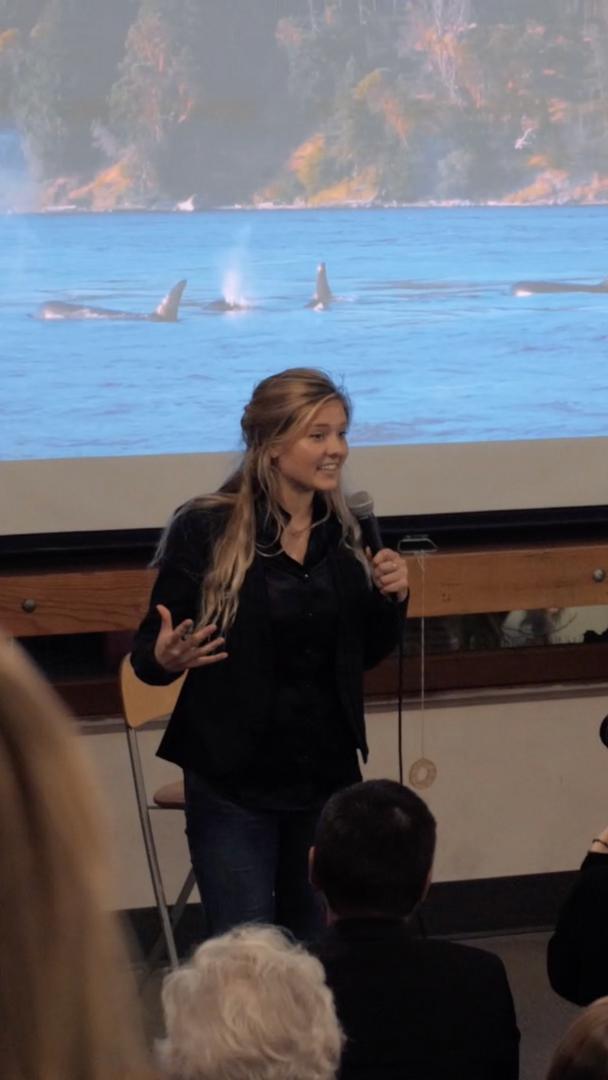 Surfrider Speakers Night, Vancouver