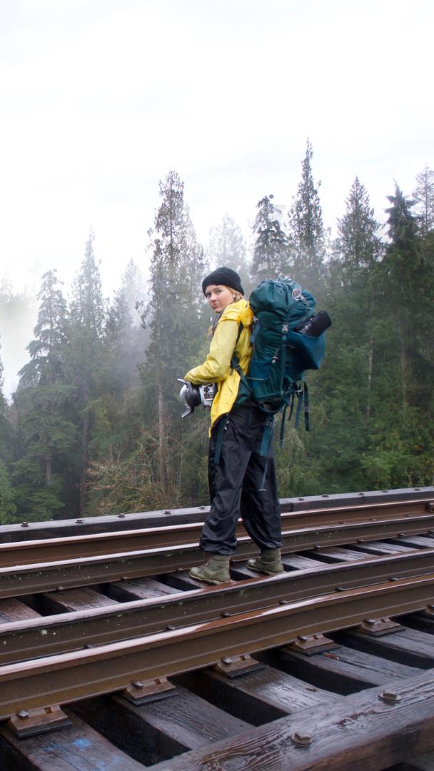 Adventures Filming, Vancouver Island