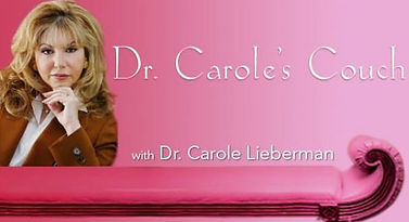 Dr Carole's Couch Interview Show with Gl