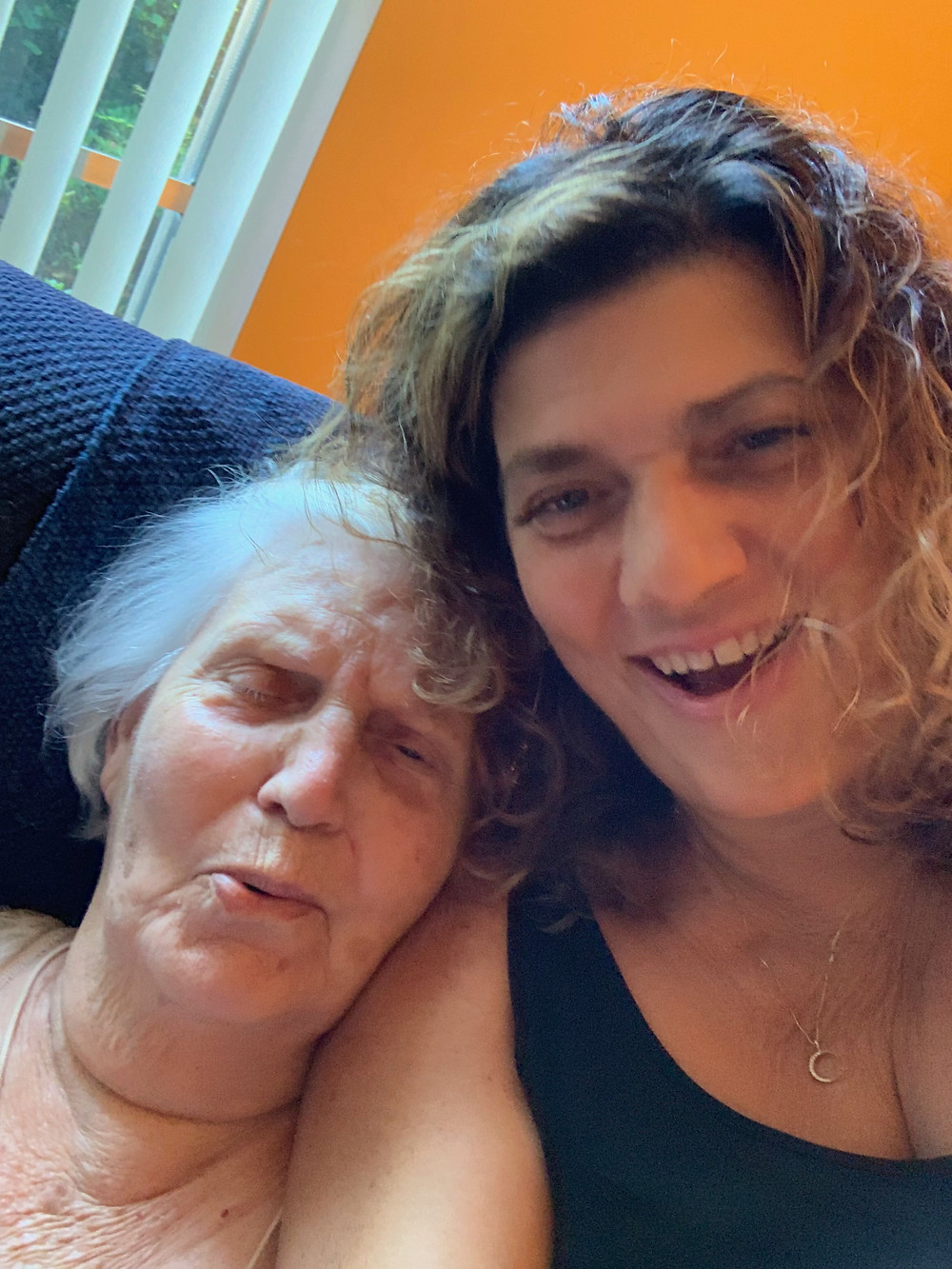 death, laughter, relationships, mother, daughter, anxiety