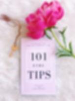 101 Girl Tips