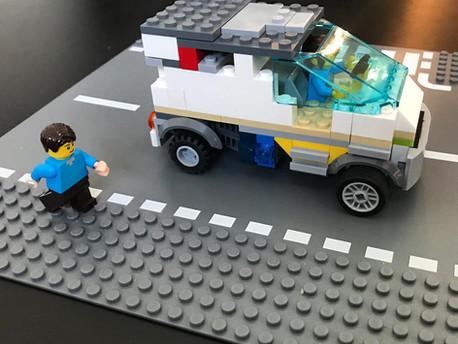 #LegoVanLife