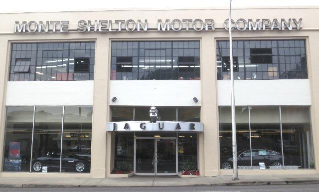 Stadium District Monte Shelton Motor Company