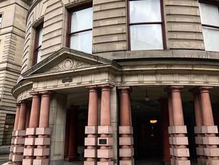 SDBA Speaks at City Hall