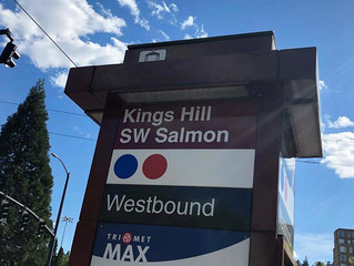 TriMet Set to Close Kings Hill/SW Salmon