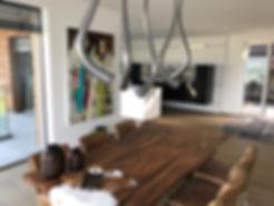 Baumtisch, Tisch, Holztisch, Massivholztisch