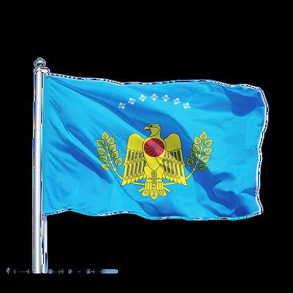 Флаг Нюрбинского улуса
