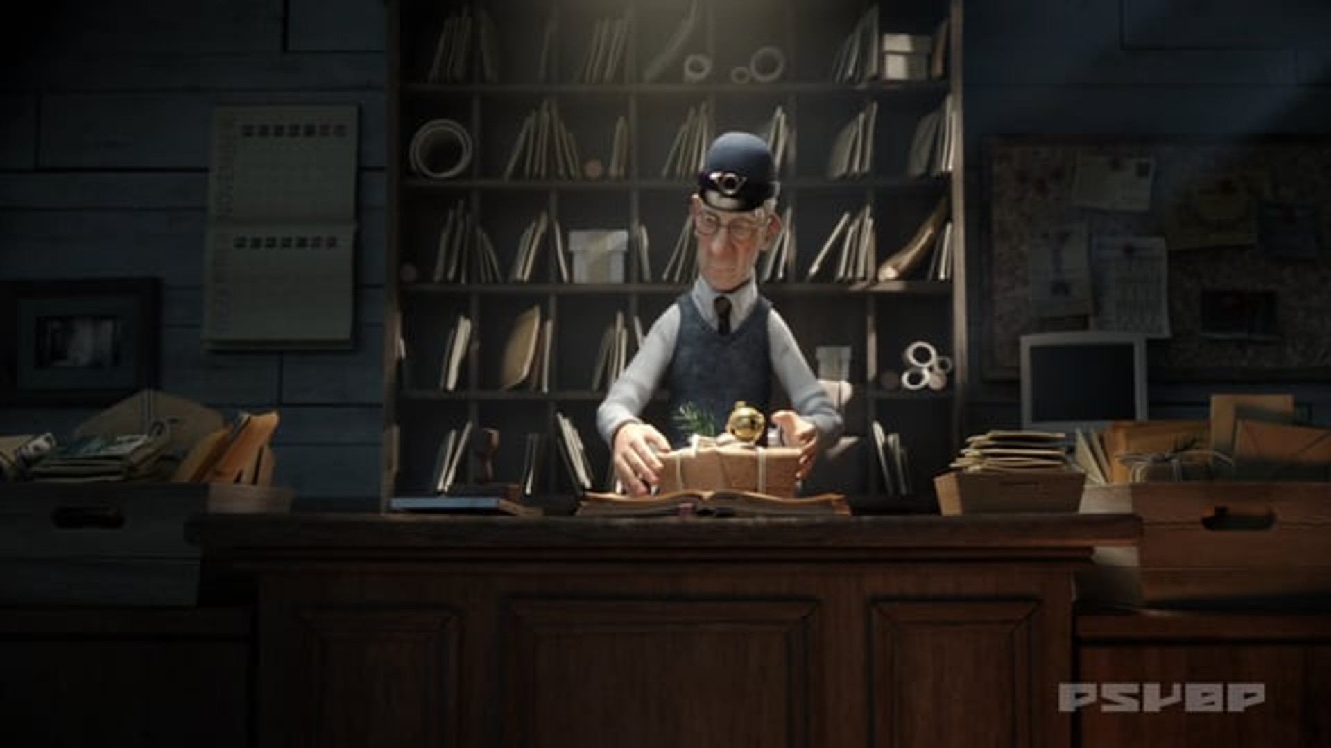 """The Letter""- Otto"