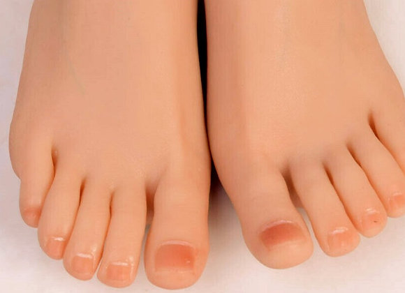 foot portion pair(left/right)