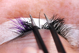 LCN 3d lashes feathered lashes