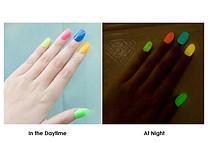 glo pigments