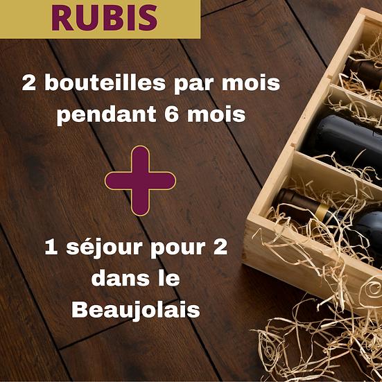 Beaujo'Box Rubis