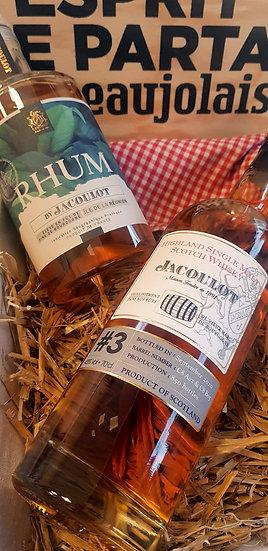 Rhum & Whisky en fûts de Marc & Fine de Bourgogne !