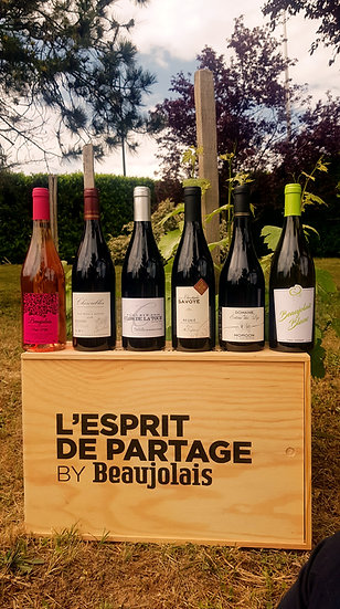 L'Arc-en-Ciel - carton 6 bouteilles