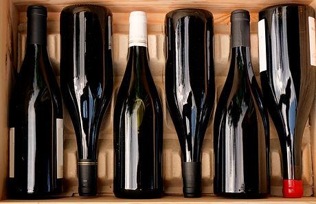 carton panaché de vin