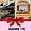 Thumbnail: Le Bon Cadeau : Coffret 3 bouteilles et séjour en Duo dans le Beaujolais