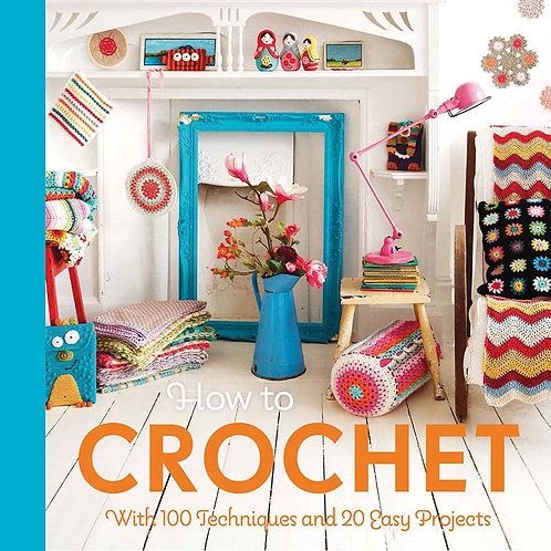 Book - Learn to Crochet with Mollie Makes