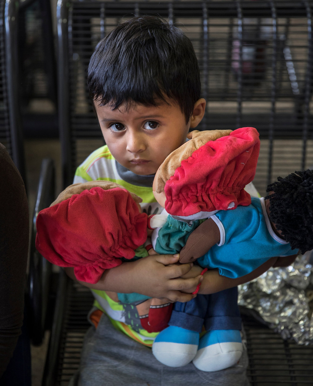 US immigration detention centres and the mistreatment of migrant children