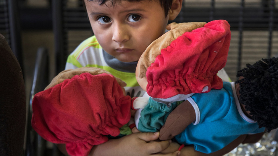 Aliens at the Borders: The Journey of Latin American Migrant Children to the US