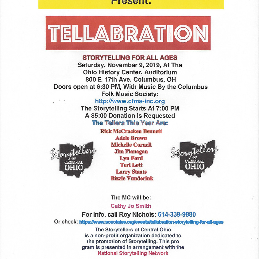 Tellabration: Storytelling for All Ages
