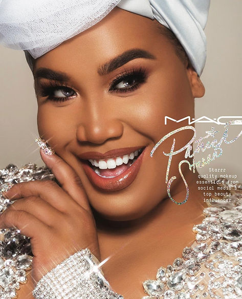 My First Ever Mac Cosmetics Collaboration| Patrick Starrr
