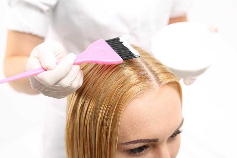 Couleur cheveux court/mi-long