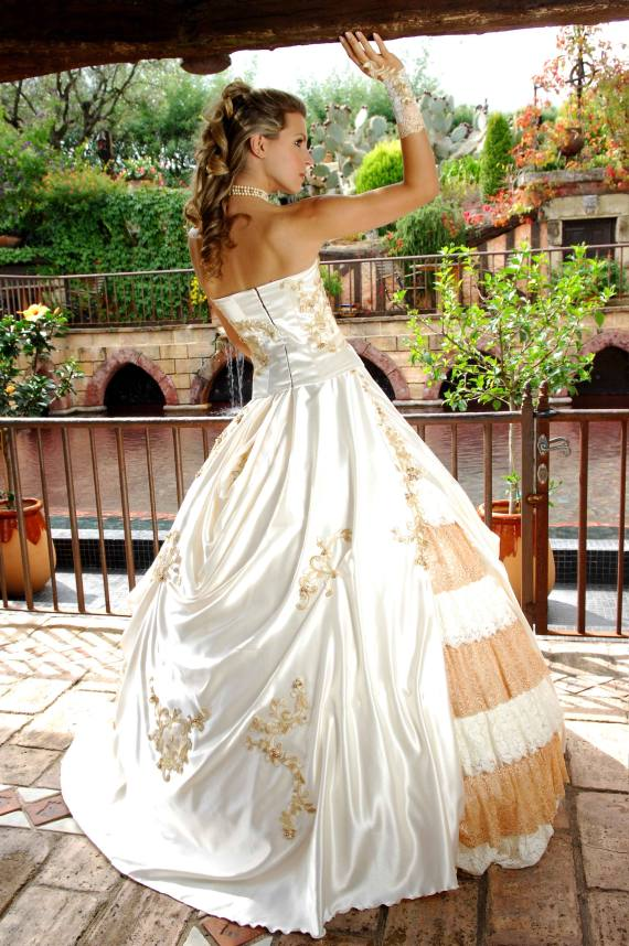 Robe Marquise