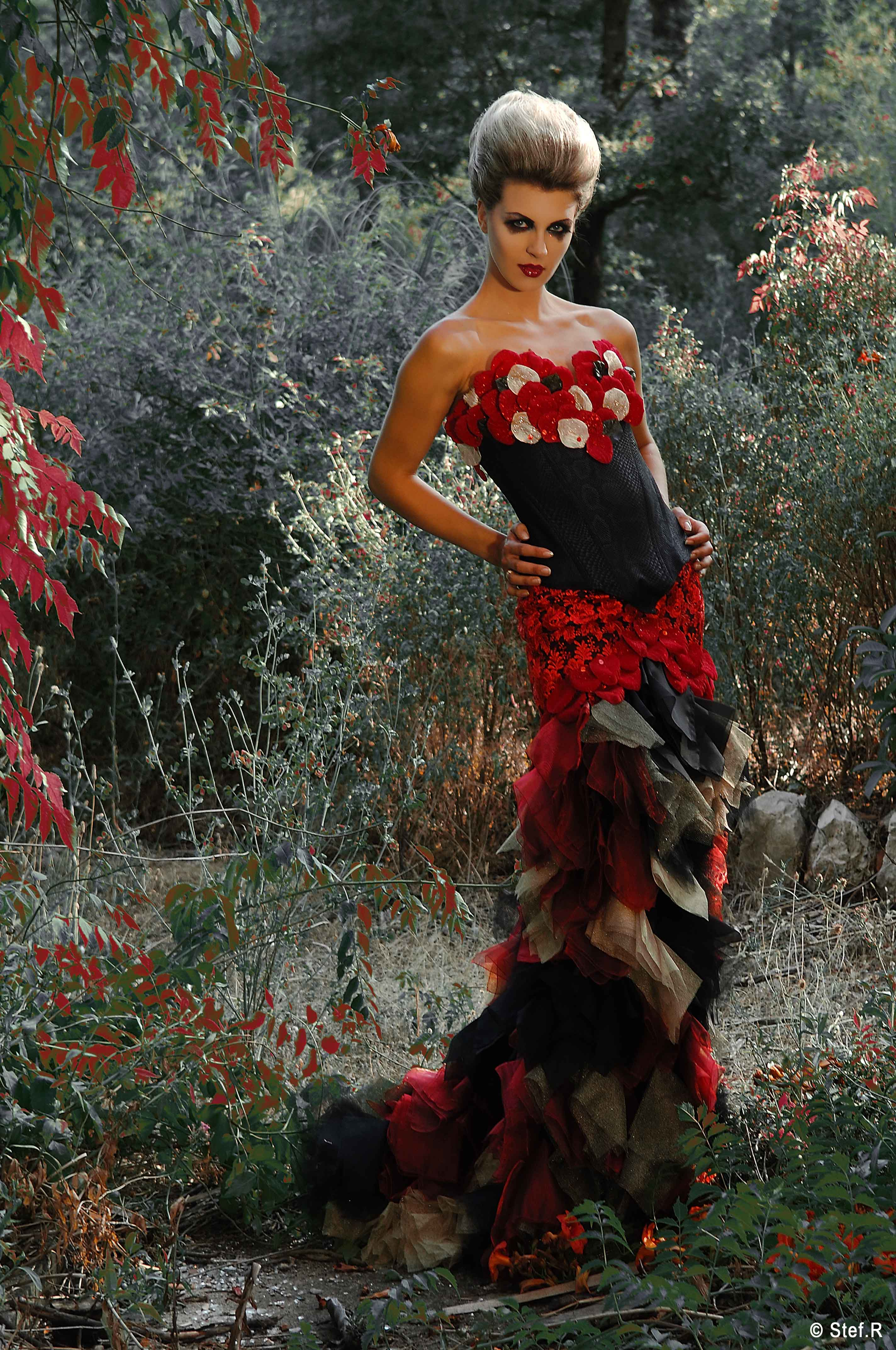 Robe Carmen