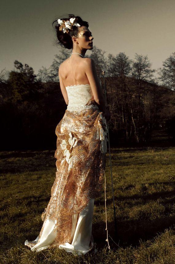 Robe Comtesse