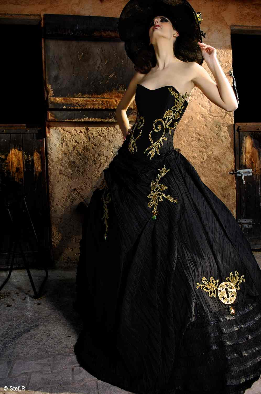 Robe Scarlett