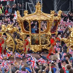 Queen Jubilee Buckingham Palace