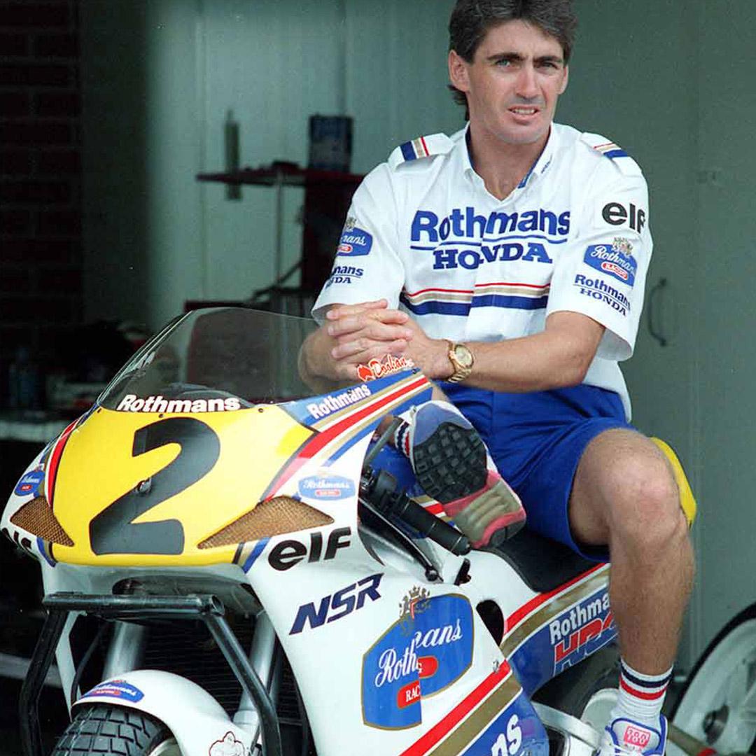 Michael Doohan Moto GP