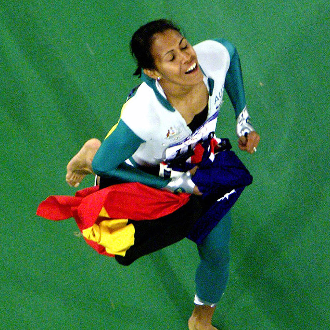 Olympics emotion