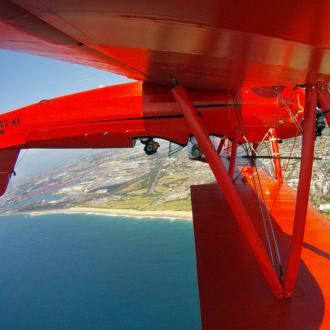 Boeing Biplane