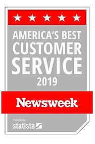Republic featured in America's Best Customer Service 2019 list by Newsweek