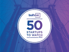 Built In NYC's 50 Startups to Watch in 2020