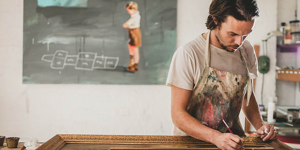 The power of storytelling through art with Oliver Jeffers
