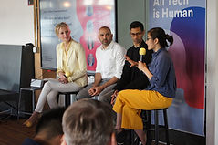 'All Tech is Human' event sparks discussion about avoiding unintended consequences of innovation