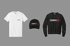 Company swag sale to support Give Directly and Equal Justice Initiative