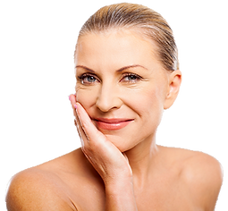 Reduce fine lines and wrinkles with anti-aging treatments