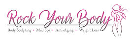 Rock Your Body Med Spa logo