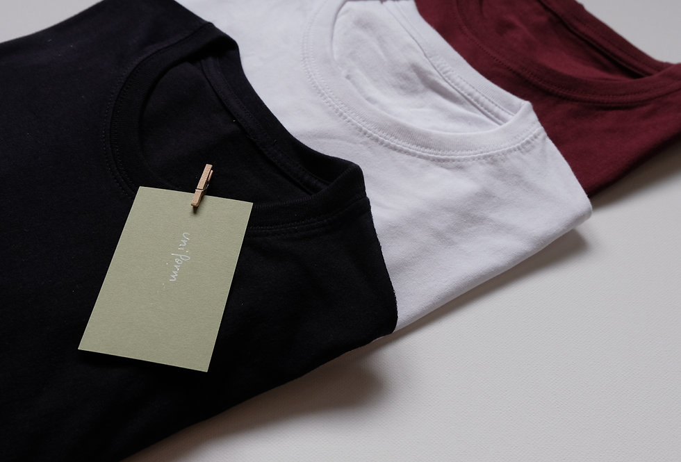 the french code set tees
