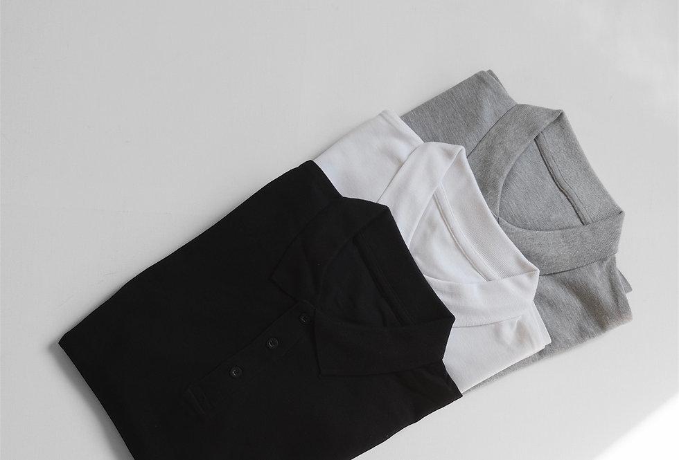 Navy White Grey