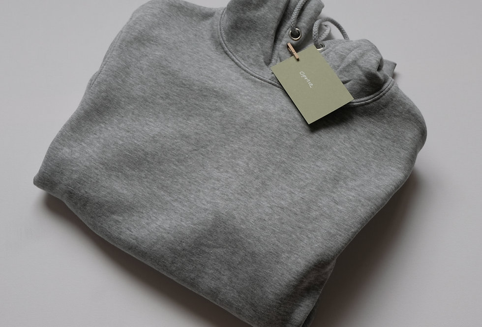 Classic hoodie sport grey