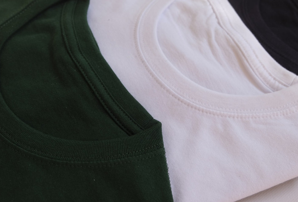 The perfect code dark green / white  / navy