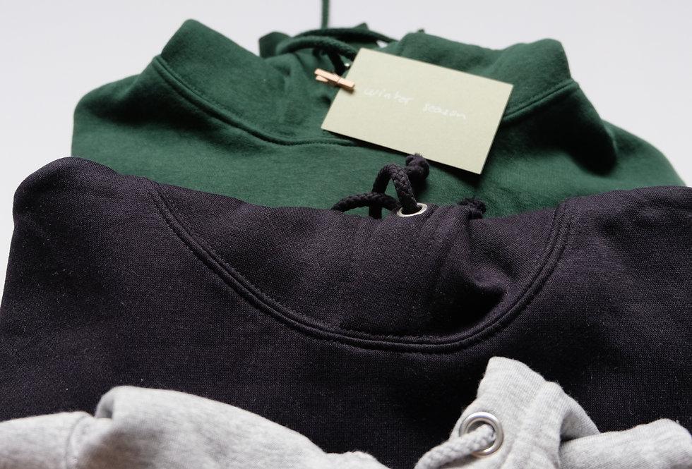Essential set hoodies