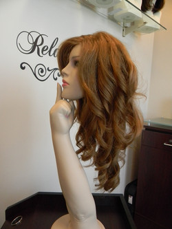 Raquel Welch Human Hair Wig