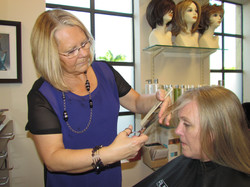 Easy to care for Womens Haircut